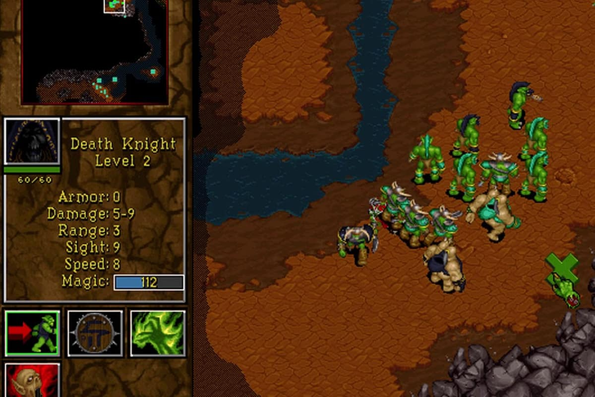 Warcraft Ii Tides Of Darkness Play Game Online