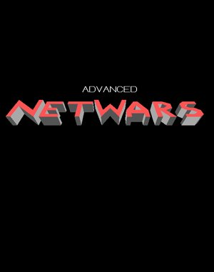 Advanced NetWars DOS front cover