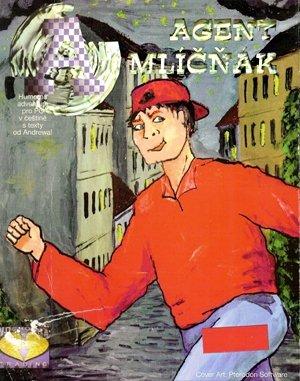Agent Mlíčňák DOS front cover