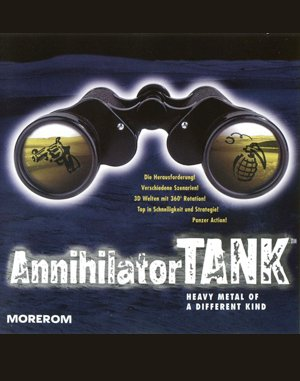 Annihilator Tank DOS front cover