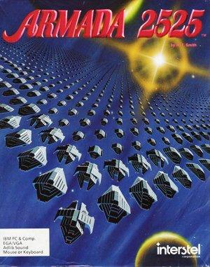 Armada 2525 DOS front cover