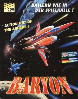 Baryon DOS front cover
