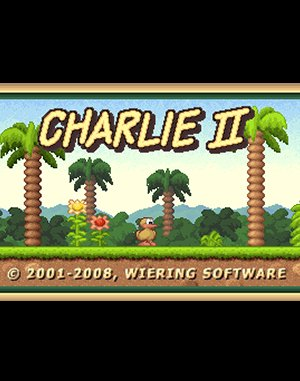 Charlie II DOS front cover
