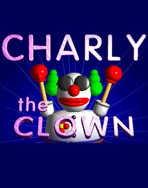 Charly the Clown DOS front cover