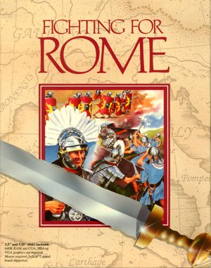 Cohort: Fighting for Rome DOS front cover