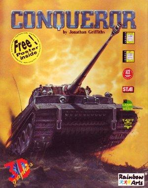 Conqueror DOS front cover