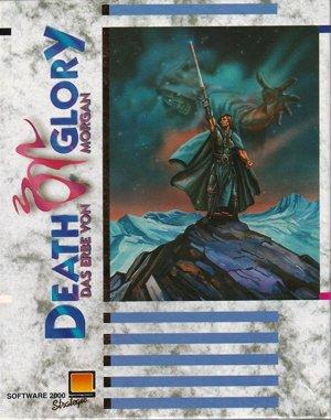Death or Glory: Das Erbe von Morgan DOS front cover
