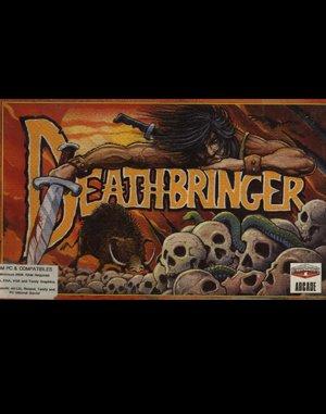 Deathbringer DOS front cover