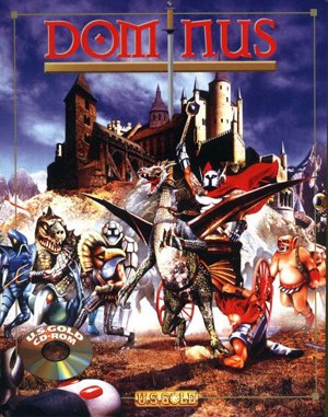 Dominus DOS front cover