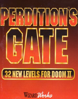 Doom II – Perdition's Gate DOS front cover