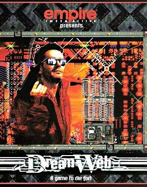 DreamWeb DOS front cover