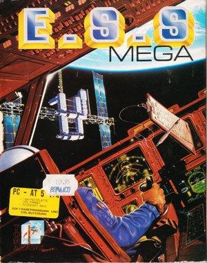 E.S.S.Mega DOS front cover