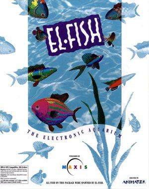 El Fish DOS front cover
