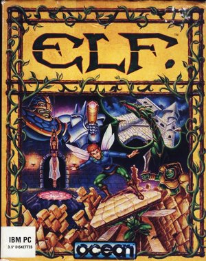 Elf DOS front cover
