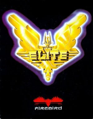 Elite DOS front cover