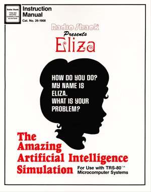 Eliza DOS front cover