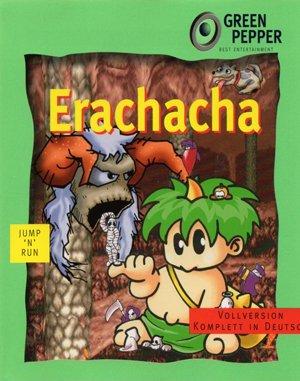 Erachacha DOS front cover