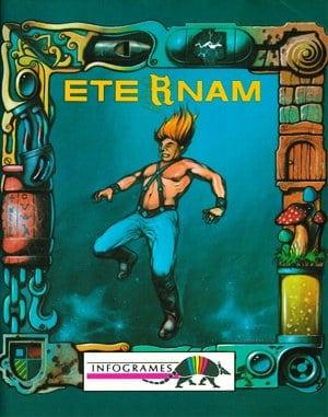 Eternam DOS front cover