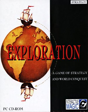 Exploration DOS front cover