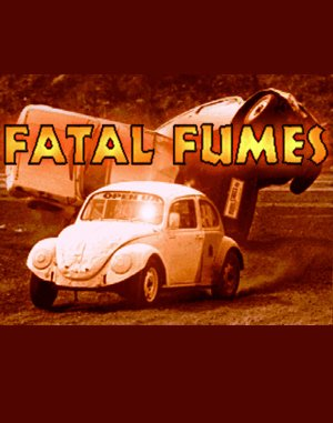 Fatal Fumes DOS front cover