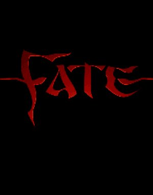Fate DOS front cover