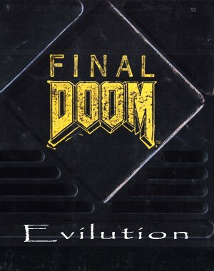 Final Doom – TNT: Evilution DOS front cover