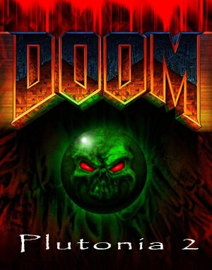 Final Doom – Plutonia 2 DOS front cover
