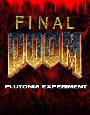 Final Doom – Plutonia Experiment DOS front cover