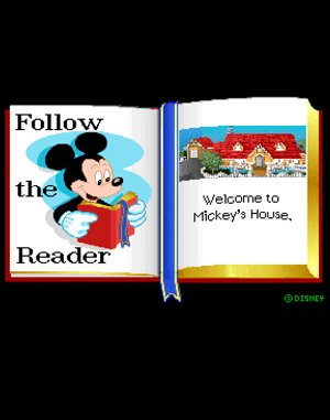 Follow The Reader DOS front cover