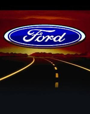 Ford Simulator 6.0 DOS front cover