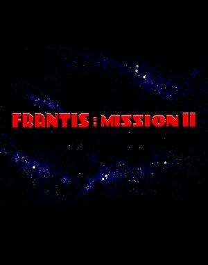 Frantis: Mission II DOS front cover