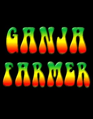 Ganja Farmer DOS front cover