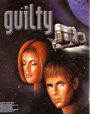 Guilty DOS front cover
