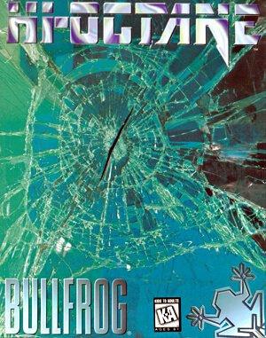 Hi-Octane DOS front cover