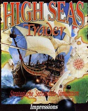 High Seas Trader DOS front cover
