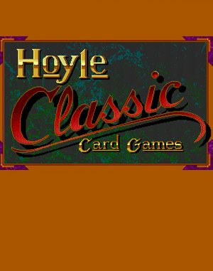 Hoyle Classic Card Games DOS front cover