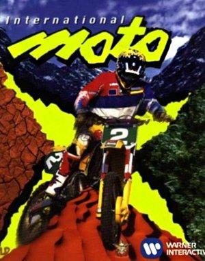 International Moto X DOS front cover