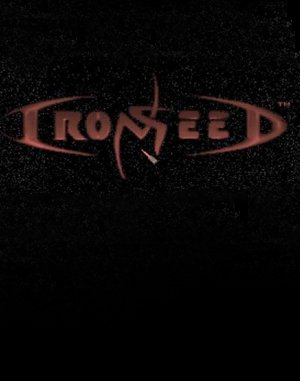 Iron Seed DOS front cover