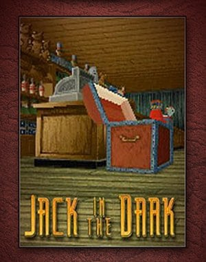 Jack in the Dark DOS front cover