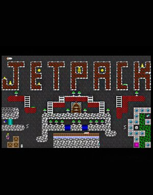 Jetpack DOS front cover
