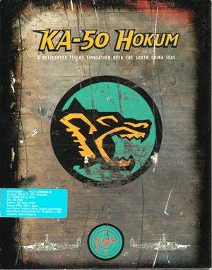 Ka-50 Hokum DOS front cover