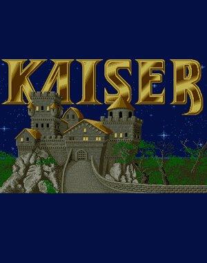 Kaiser DOS front cover