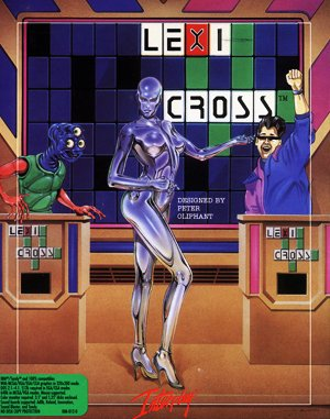 Lexi-Cross DOS front cover