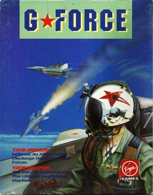 MiG-29M Super Fulcrum DOS front cover