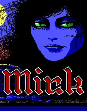 Mick DOS front cover