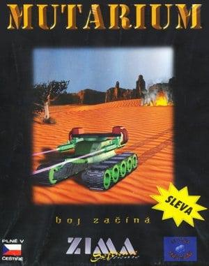 Mutarium DOS front cover