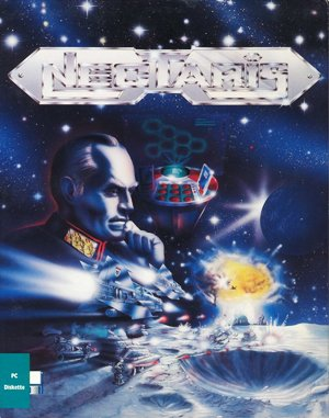 Nectaris DOS front cover