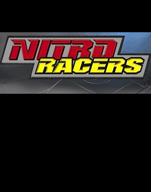 Nitro Racers DOS front cover