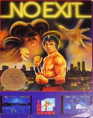 No Exit DOS front cover