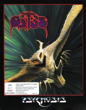 Obitus DOS front cover